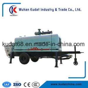 80m3 Per Hour Electric Concrete Pump pictures & photos