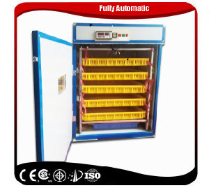 Factory Wholesale Automatic Quail Incubators Egg Hatchery Machine in Malawi pictures & photos