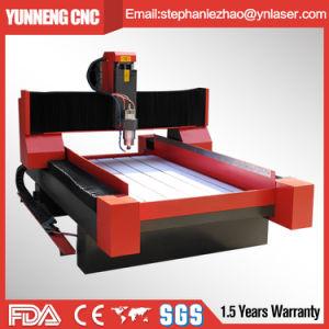 CNC Stone Carving Machine 3D Signage pictures & photos