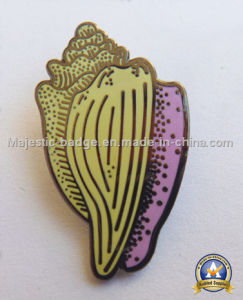 Black Nickel Plating Customized Hard Enamel Badge pictures & photos