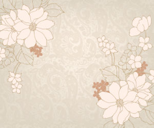Hot Item Cheap Price Home Decoration Blue Flowers Pattern Design Oil Painting pictures & photos