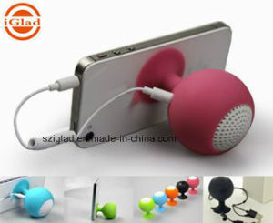 Wireless Mini Portable Waterproof Cup Shape Suction Bluetooth Speaker pictures & photos