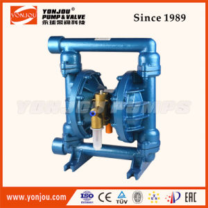 Qby Polypropylene, Teflon Elastomers, NPT Pneumatic Diaphragm Pump pictures & photos