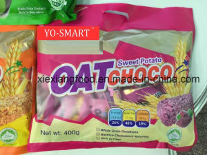 Oat Choco of Sweet Potato Flavor Low Sugar Rich Protein pictures & photos