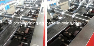 C Purlin Roll Forming Machine (5mm) pictures & photos