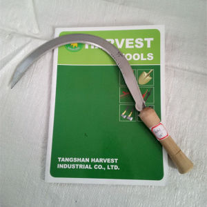 Garden Sickle Steel Sickle Hand Tool pictures & photos