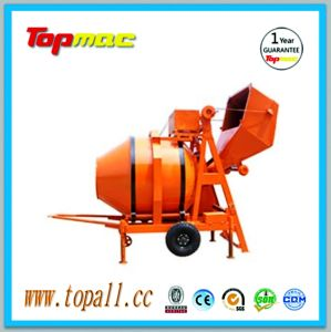 Used Portable Concrete Mixer for Sale pictures & photos