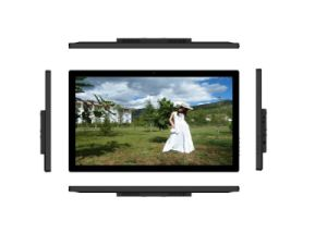 32-Inch LED Touchpanel WiFi Digital Photo Frame Advertising Machine (A3201T-RK3288) pictures & photos