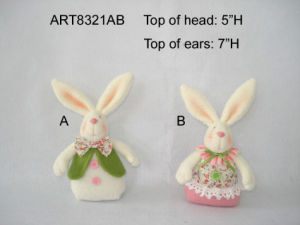 POM POM Legggedgarden Easter Decoration Bunny pictures & photos