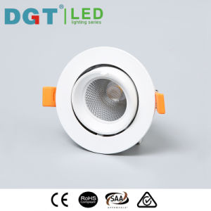 13W 30 Degree LED Gimbal Downlight pictures & photos