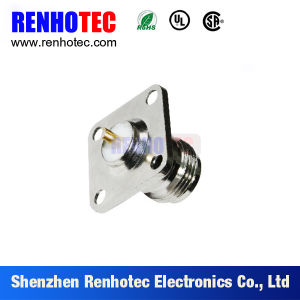 N Jack Connector N Female Panel Mount Receptacle Connector pictures & photos