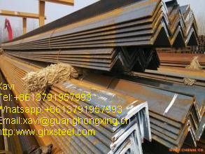 Q235, Q345 Galvanized Steel Equal Steel Angle Bar pictures & photos