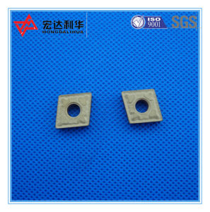 Coating Indexable Carbide Turning Inserts for Cutting Tools pictures & photos
