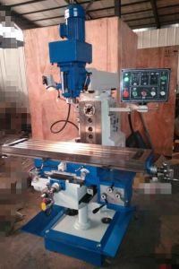 Zx6350z Spindle Auto Feeding Universal Milling Machine pictures & photos