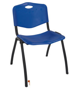 Comfortable Plastic Steel Metal Visitor Chairs pictures & photos