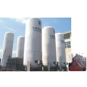 Vacuum Powder Insulation Cryogenic Liquid Tank