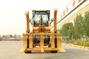 Timber Grapple Mini Wheel Loader Grass Grapple Zl26 pictures & photos