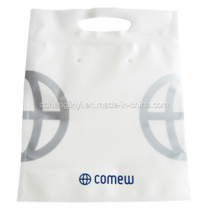 40 Micron Packaging Bag, Plastic Bag, Shopping Bag (077)