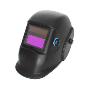 Solar-Powered Auto-Darkening Welding Helmet with 100 X 67mm Viewing Area pictures & photos
