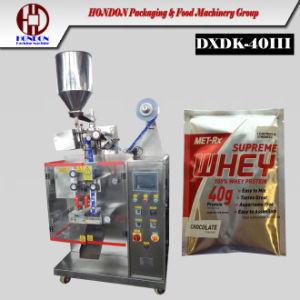 Granule Packing Machine with High Speed pictures & photos