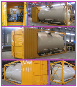 LPG Propane Container Tank for Transporation pictures & photos