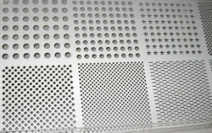 Aluminum Plate Perforated Metal Mesh pictures & photos