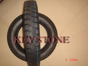 Motorcycle Tyre, Three Wheeler Tyre 4.00-12 pictures & photos