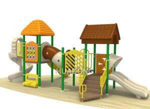 Kindergarten Commercial Outdoor Preschool Playground Equipment (HD-121B) pictures & photos