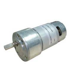 China 50mm powerful high torque 12 volt low rpm gear motor for 12 volt high torque motor