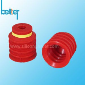 Customized Expansion Joint Cr FKM NBR EPDM Silicone Rubber Bellows pictures & photos
