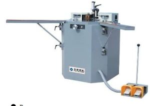 Multiple Station Corner Crimping Machine for Aluminum Window pictures & photos