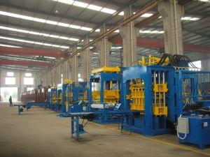 Fully Automatic Cement Brick Making Machinery (QT4-15)