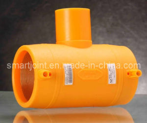 Electro-Fusion Tee PE100 for Water or Gas Line pictures & photos