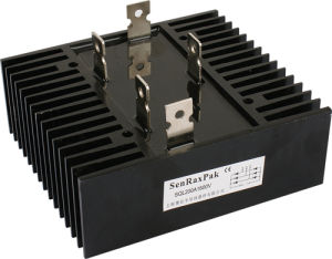 Thyristor Module, Rectifier Module (SQL200-1600V) pictures & photos