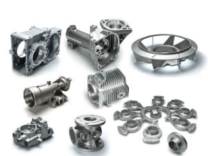 Precision Casting Customized Aluminum Auto Parts pictures & photos