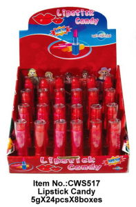 Lipstick Candy (CWS517) Toy Candy