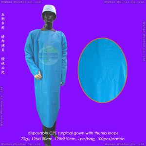Nonwoven Hospital/Doctor/Patient/Nurse/Visitor/Surgeon/Surgery Garment pictures & photos