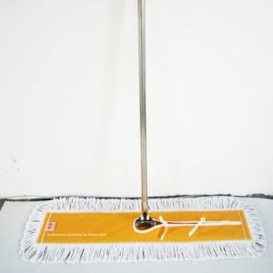 Fibrite Microfiber Mop with Colorufl Mop Head pictures & photos