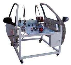 Central Lock Trainer Educational Equipment Vocational Training Equipment