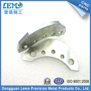 Precision Aluminum Machining Parts for Motorcycle Part (LM-0615X) pictures & photos