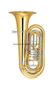 3/4 Tuba 4 Rotary Keys (JTU-240)