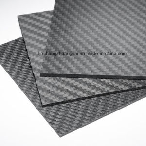 Carbon Fiber Sheet Hoja De Fibra De Carbono pictures & photos