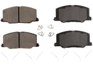 Best Quality Brake Pads D2065 Gdb798 Gdb3184 Gdb323 Lp613 Lp460 Brake Pad for Toyota