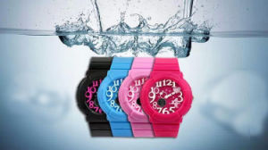 Unique Vogue Sport Watch Silicone Luxury Watch pictures & photos