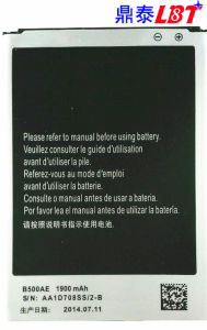 Mobile Battery for Mobile Phone/ Samsung Galaxy S4mini (B500AE)