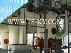 Coal Gasification System With Purifying Equipments (coal gasifier)