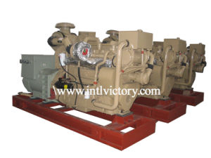 30kVA~1030kVA Us Cummins Diesel Engine Marine Generators pictures & photos