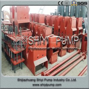 Slurry Pump Parts Impeller Abrasion Resistant Water Treatment Centrifugal pictures & photos