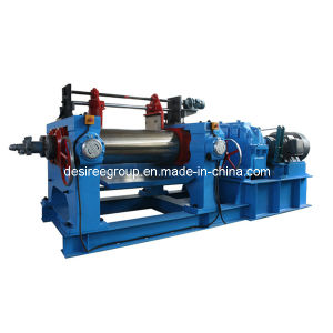 2014 Two Roll Open Mixing Mill
