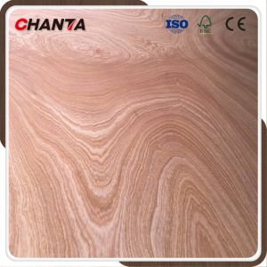 Rotary Cut Poplar Core Sapele Sapeli Plywood for Furniture pictures & photos